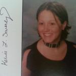 Kelsie Yearbook